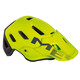 MET Roam Helm matt lime green/black
